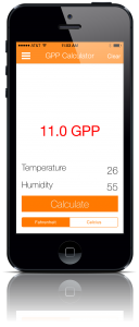 GPP Calculator App