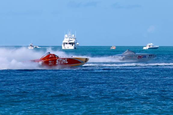 Florida Keys Boat Race